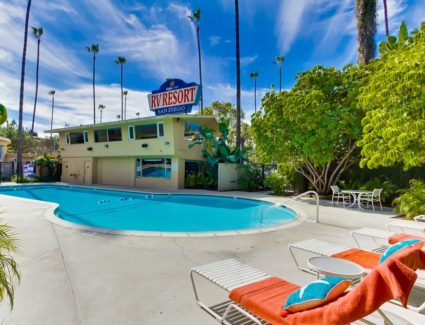 Come Enjoy San Diego RV Resort
