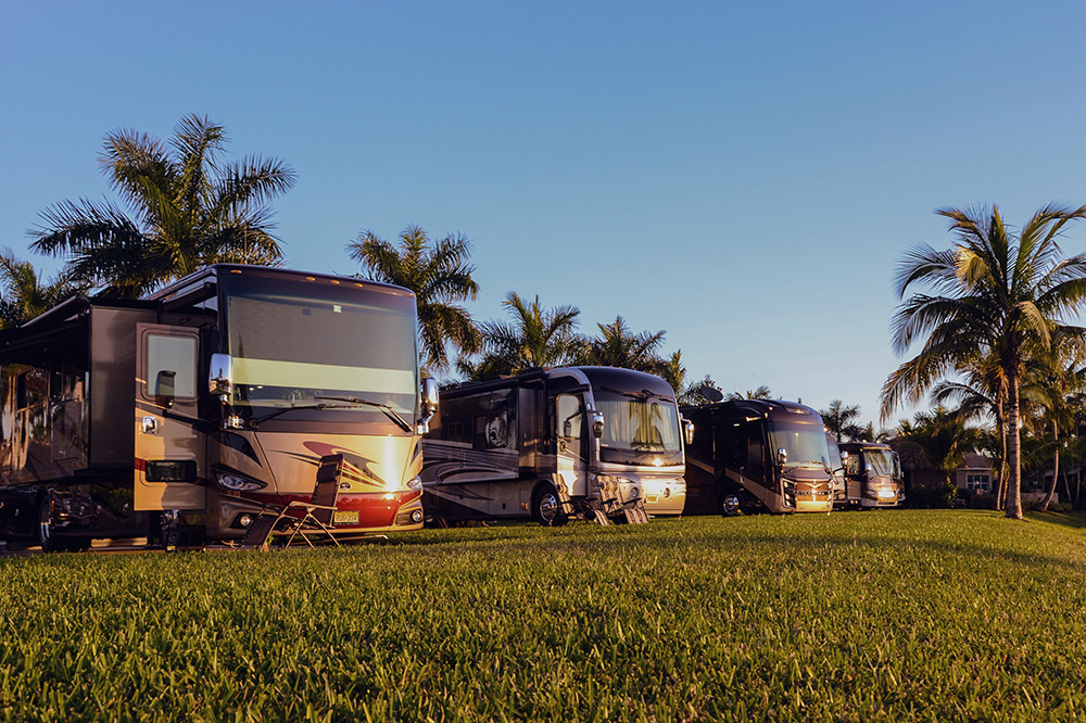 Naples Motorcoach Resort In Florida